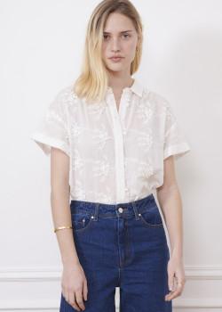 MARIE SIXTINE - Optical Inae Shirt - xs