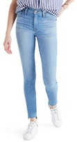 Madewell Women's Step Hem Mid Rise Ankle Skinny Jeans