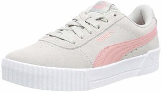 Puma Girls' Carina Jr Trainers