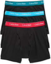 Calvin Klein Men's Cotton Classic Boxer Briefs 3-Pack NU3019