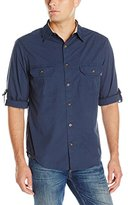 Woolrich Men's Midway Solid Shirt