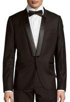 Paul Smith Woolen Long Sleeve Jacket