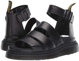 Dr. Martens Clarissa II Shore (Black) Women's Sandals