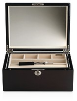 Reed & Barton Natural Instinct Modern Lines Espresso Jewelry Box