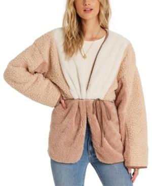 Billabong Juniors' Colorblocked Fleece Jacket