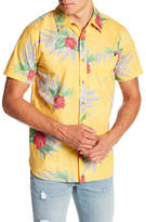Lost Aloha I'm Short Sleeve Woven Shirt