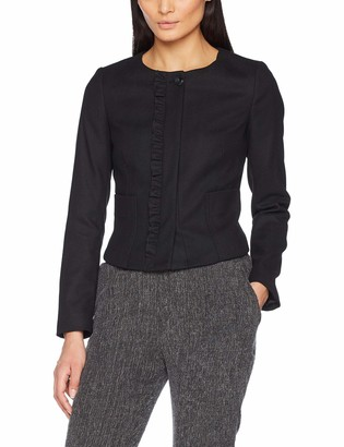 Benetton Women's Long Sleeve Jackett