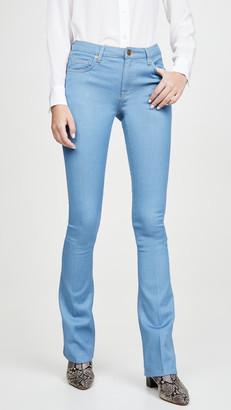 Victoria Victoria Beckham Slim Flare Jeans
