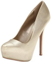 Qupid Women's Mady-07 Platform Pump
