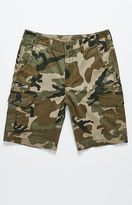 Bullhead Denim Co. Camouflage Cargo Shorts