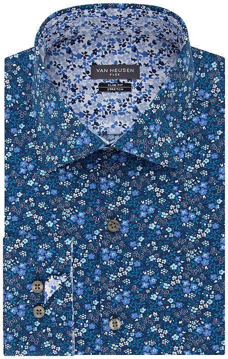 dc0b8683 Van Heusen Fitted Dress Shirts - ShopStyle