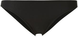 Moschino Logo Printed Bikini Bottoms