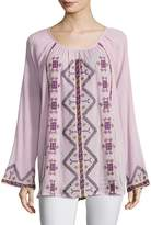 Antik Batik Women's Tolata Cotton Blouse