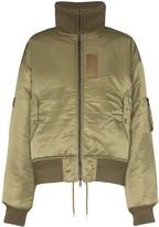 Ambush reversible padded bomber jacket