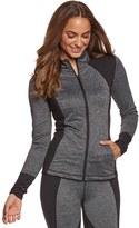 Betsey Johnson Texture Knit Performance Jacket 8161870