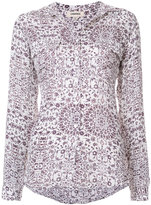L'Agence Margaret blouse - women - Silk - XS