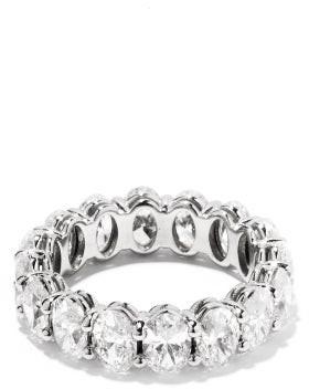 Shay Diamond & 18kt White-gold Ring - White Gold