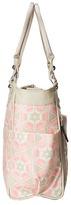 Petunia Pickle Bottom Glazed City Carryall Diaper Bags
