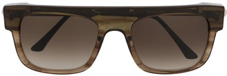Thierry Lasry Polarity rectangle frame sunglasses