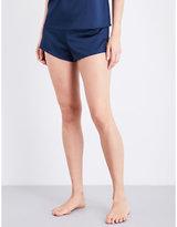 Heidi Klum Intimates Egyptian Beauty stretch-silk pyjama shorts