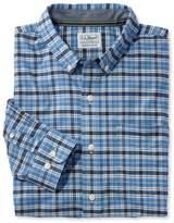 L.L. Bean L.L.Bean Stretch Oxford Shirt, Slightly Fitted