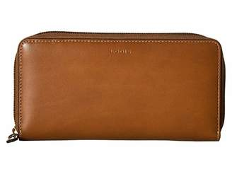 Lodis Audrey Under Lock Key RFID Perla Zip Wallet