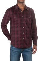 True Grit Sueded Shirt - Long Sleeve (For Men)