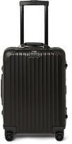 Rimowa Topas Stealth Cabin Aluminum 55cm Carry-On Case