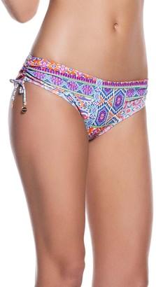 OndadeMar Women's Adjustable Sides Hipster Bikini Bottom