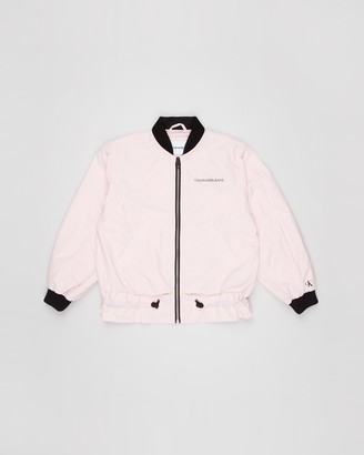 Calvin Klein Jeans Essential Light Bomber - Teens