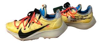 Nike x Off-White Vapor Street Yellow Plastic Trainers
