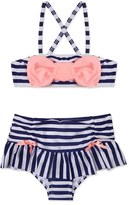 Hula Star Toddler Girl's 'Ships Ahoy' Two-Piece Swimsuit