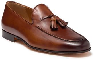 Magnanni Faleo Leather Tassel Loafer