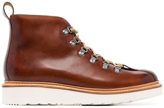 Grenson Bobby hiking boots