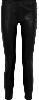 Muu Baa Muubaa Astrantia Stretch-leather Leggings