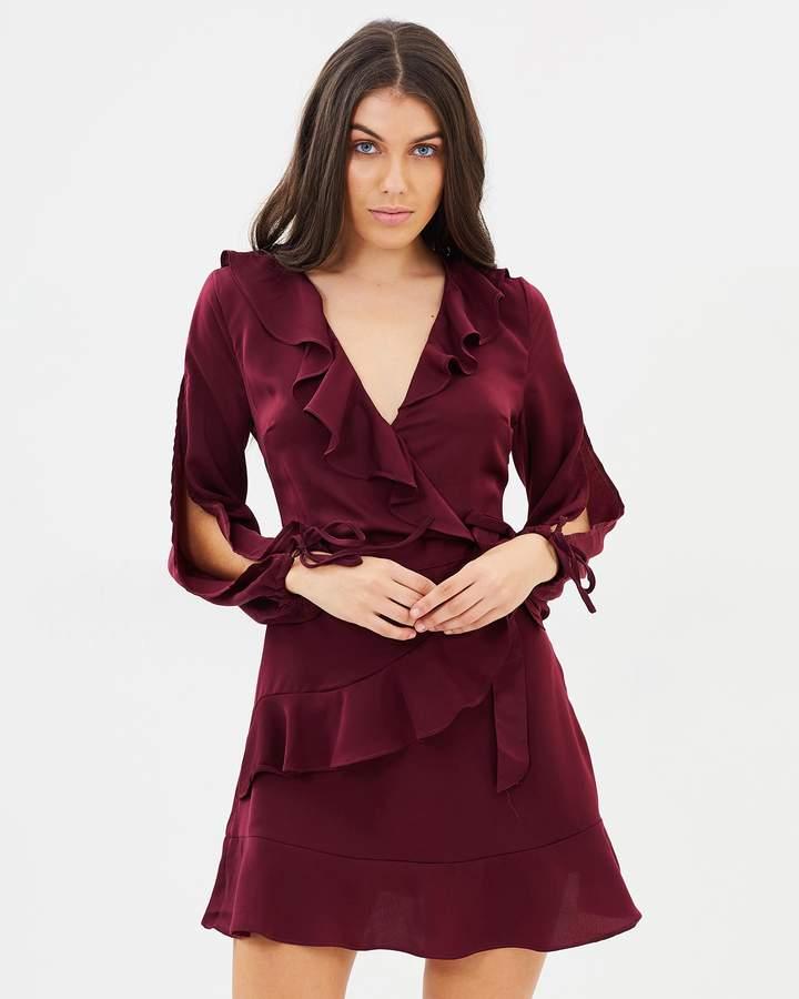 Ellie Wrap Dress