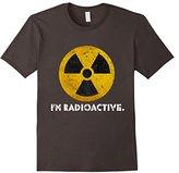 Radioactive Shirt - Funny Tshirt for Men, Boys and Kids