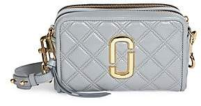 Marc Jacobs Women's The Snapshot Quilted Leather Camera Bag