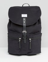 Sandqvist Roald Backpack In Black