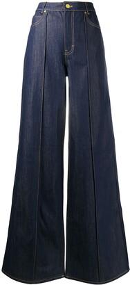 Victoria Victoria Beckham Wide-Leg Jeans