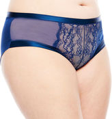 Boutique + + Hipster Panty Lace