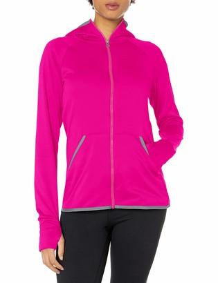 Hanes Women's Sport Performance Fleece Full Zip Hoodie