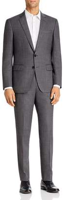 BOSS Huge/Genius Birdseye Slim Fit Suit