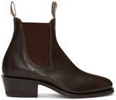 R.M. Williams Brown Yearling Chelsea Boots