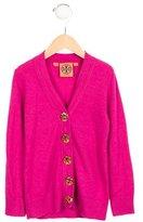 Tory Burch Girls' Wool Cardigan