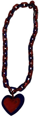 Miu Miu Multicolour Plastic Necklaces