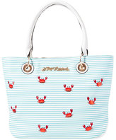 Betsey Johnson Dont Be Shellfish Tote