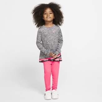 Nike Toddler Top & Leggings 2-Piece Set Dri-FIT
