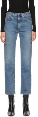 Totême Blue Studio Jeans