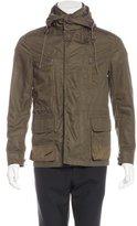 Moncler Lefevre Hooded Jacket